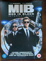 Hommes en Noir International DVD 2019 Sci-Fi Action Film Sequel * Chris
