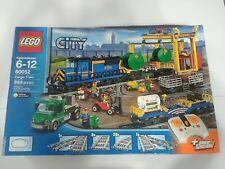 Lego City 60052- Cargo Train- NEW SEALED- READ-LOOK!!!