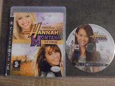 Jeu Sony PS3: Walt Disney – HANNAH MONTANA Le film