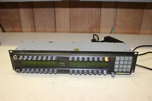 RTS Telex ADAM KP-32 Intercom Panel with power supply