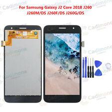 For Samsung Galaxy J2 Core 2018 J260 SM-J260G/DS LCD Touch Screen Glass Black rl