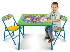 3-Piece Square Table and Chair Set