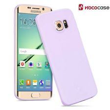 Hoco Juice Series Slim Back Case Cover For Samsung Galaxy S6 -LILAC