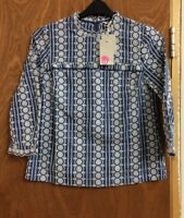 boden KRISTIE BRODERIE TOP W0085. Size UK10 RRP£70 Box46