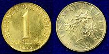 AUSTRIA 1 SCELLINO 1972 Fdc Unc #6351