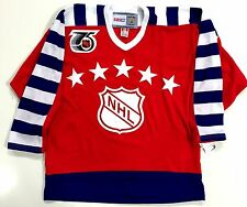 STEVE YZERMAN 1992 NHL ALL STAR GAME CCM VINTAGE JERSEY DETROIT RED WINGS