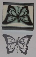 Butterfly Girl rubber stamp by Amazing Arts vivacious!