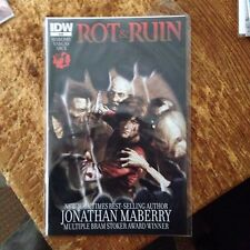 ROT AND RUIN # 1 (2014 IDW) 1st Print Nm