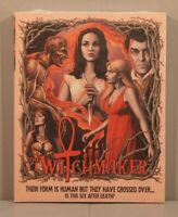 The Witchmaker (1969 Code Red Blu-ray) Sealed NEW with Limited Edition Slipcover