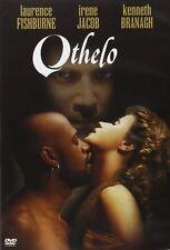 Othello [DVD] *NEU* DEUTSCH mit Kenneth Branagh, Laurence Fishburne, Irene Jacob