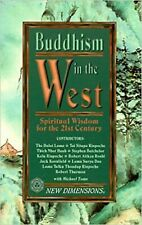 Like New Buddhism in the West Spiritual Wisdom for 21st Century Michael Toms