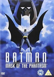 Batman: Mask of the Phantasm [DVD] [2005][Region 2]