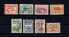 Sao Tome & Principe stamps #186 - 193, complete set,MHOG, VF, SCV $12.65