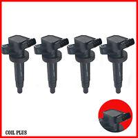 4 x Ignition Coil for Toyota Corolla 1ZZ-FE 1.8L Toyota MR2 1.8L ZZFE ref IGC034