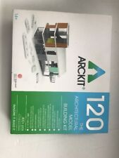 Arckit 120: 400+ Piece Kit Brand New