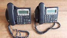 Nortel Networks IP Phone 2002 NTDU91 POE VOIP Corded - Price for Pair