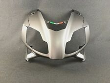 Genuine Aprilia RS 125 Aprilia White 2006 Grey Front Fairing Ap8179709d