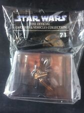 Star Wars Official Starships & Vehicles Collection DeAgostini Diecast Model 71