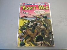 Our Army at War #3 COMIC BOOK 1952
