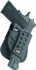 Fobus Standard Holster RH Paddle R1911 1911 style with rails Kimber TLE/RL and S