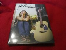 """DVD DIGIPACK NEUF """"HELENE ROLLES A L'OLYMPIA 2012"""" concert"""