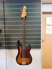 Tokai Hardpuncher Tobacco Sunburst 4 String Electric Bass