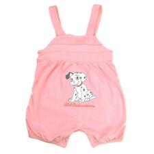 DISNEY BABY PINK 101 DALAMATIONS ROMPER BABYGROW Ages Newborn to 18m