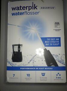 Waterpik WP-662 Water Flosser Electric Dental Countertop Professional Oral BLACK