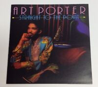 Art Porter: Straight To The Point- 1993 CD - Jeff Lorber/Nathan East - 11 Tracks