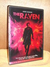 The Raven (DVD, 2012) John Cusack Alice Eve Luke Evans
