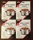16 Toastabags Crock Pot Slow Cooker Liners bags 11.8  x 21.7  up to 215 fl oz