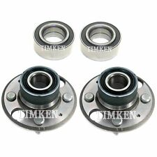 Timken  Wheel Bearing and Hub Assembly For Acura Integra FWD