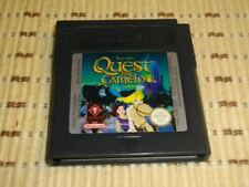 Quest for Camelot für GameBoy Color und Advance