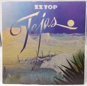 "ZZ TOP ""Tejas"" LP"