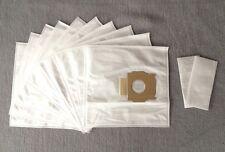10 Staubsaugerbeutel für Menalux 2101, Staubbeutel Filtertüten + 2 Filter