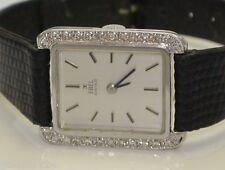 EBEL - Damenuhr mit 0.40 ct. Diamanten / 750er 18 Karat Weißgold