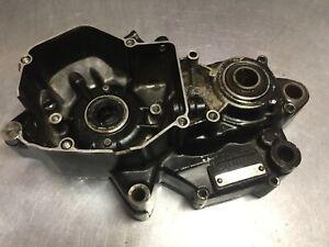 HONDA CR125 CR 125R ORIGINAL OEM LEFT ENGINE MOTOR CASE * 1989 - 1994 i