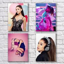 Ariana Grande Poster A4 NEW Set Print Side To Hot Sexy Hot Woman Home Wall Decor
