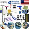 US Paintless Dent Removal Puller Lifter Dent Tool Line Board Repair Hammer Kit