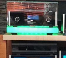 For McIntosh MT10 Custom Acrylic Turntable vibration Isolation Platform W/LED