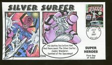 2007 San Diego California - Comic Super Heroes - Silver Surfer - Collins FDC