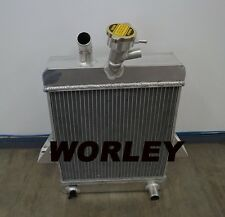 3 core aluminum Radiator for Triumph GT6 1966-1973 1967 1968 1969 1970 1971 1972