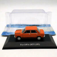 IXO Altaya 1:43 Fiat IAVA 128TV 1971 Diecast Models Limited Edition Collection