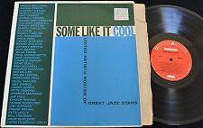 Art Farmer Irene Kral Benny Carter Some Like It Cool Sampler of Great Jazz UA LP