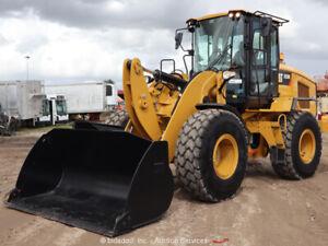 2019 Caterpillar 926M Wheel Loader A/C Cab Hyd Q/C 3rd Valve Aux bidadoo -New