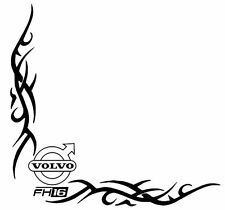 VOLVO FH16 Side Window Decals Stickers x 2