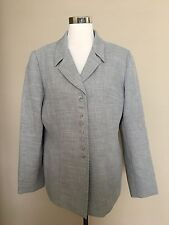 Executive Collection women's jacket size 14 gray