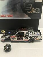 2001 Kevin Harvick #29 Goodwrench 1/24 PLATINUM Elite #49 Of 300 - Read!!