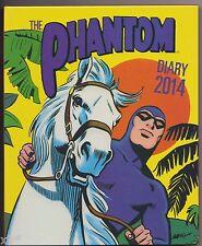 THE PHANTOM THE OFFICIAL 2014 PHANTOM DIARY HARD COVER DIARY