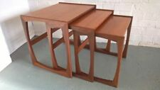 G Plan Less than 60cm Height Solid Wood Nested Tables